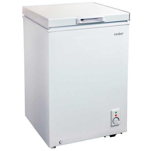 Congelador Sauber Serie 1-98H 85x57cm Clase A+ 98Lt Blanco