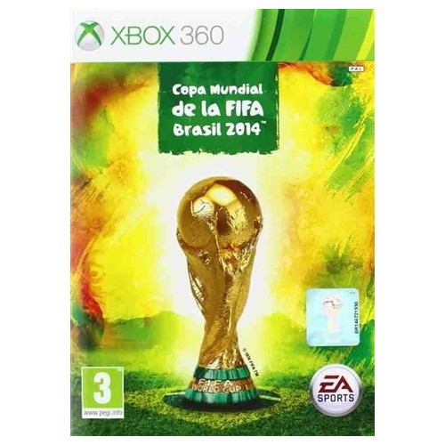 Juego / Fifa 2014 World Cup Brazil / Xbox 360