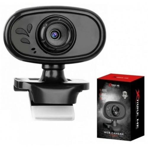 Webcam Strike Me XPC01 Gaming con Micrófono