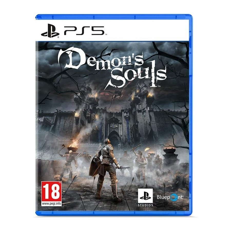 JUEGO PS5 DEMONS SOUL