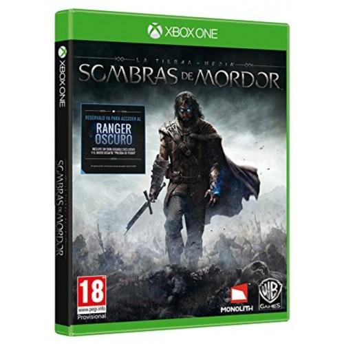 Juego Sombras De Mordor / Xbox One