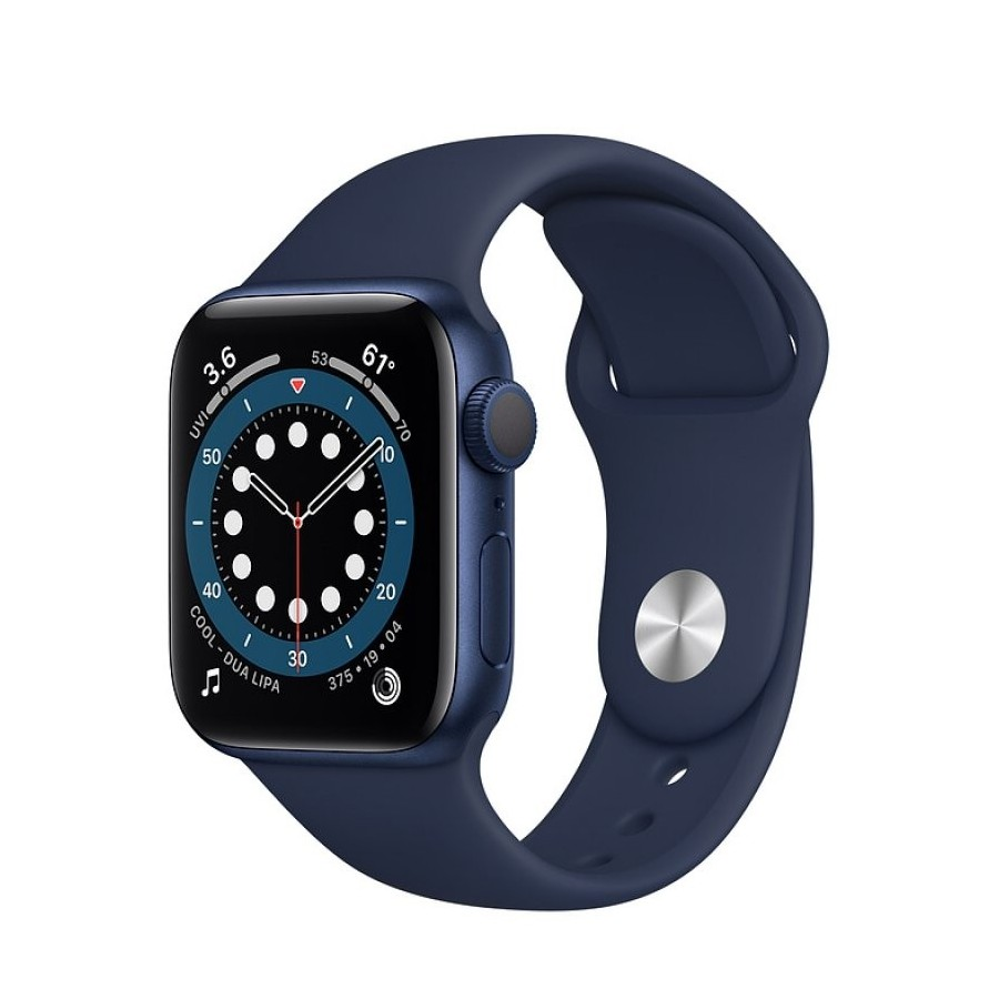 APPLE WATCH S6 40MM GPS BLUE SPORT NAVY