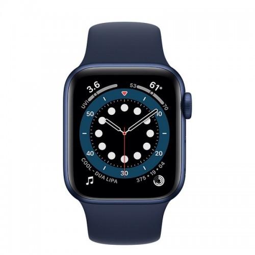 APPLE WATCH S6 40MM GPS BLUE SPORT NAVY