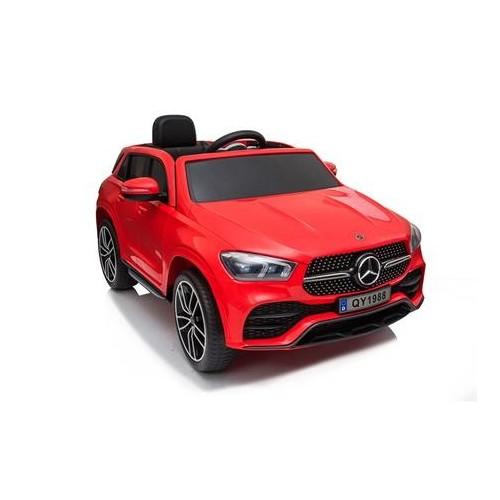 Coche Batería Mercedes GLE450 Rojo