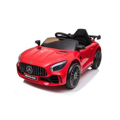 Coche Batería Mercedes AMG Rojo