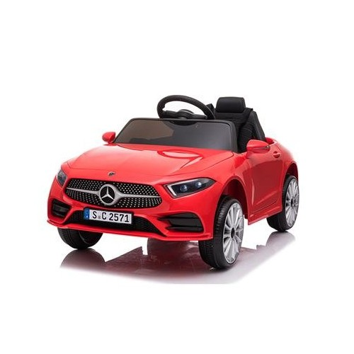 Coche Batería Mercedes CLS350 Rojo