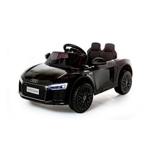 Coche Batería Audi R8 Negro