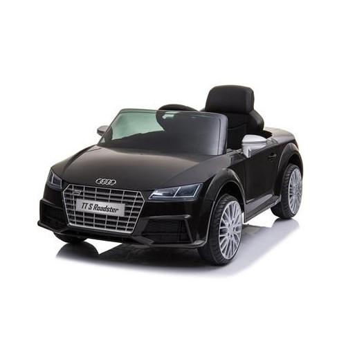 Coche Batería Audi TT Negro