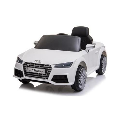 Coche Batería Audi TT Blanco