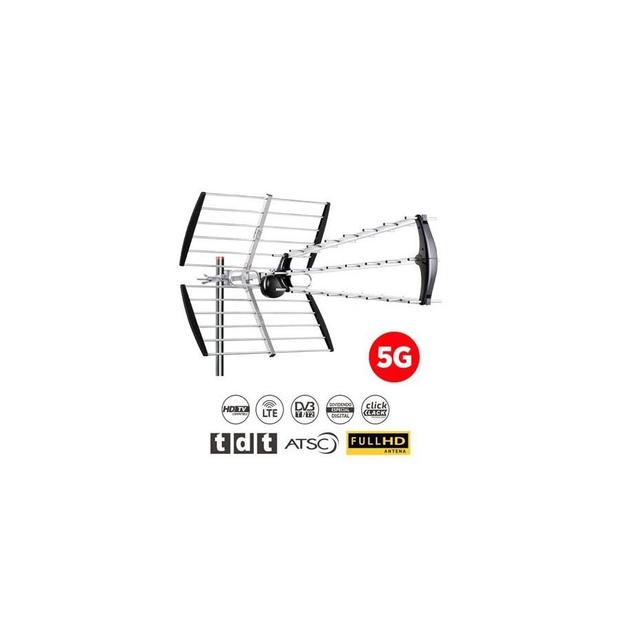 ANTENA VOLTEN VL1233 UHF EXTERIOR 5G LTE