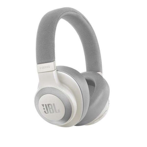 Auriculares JBL E65BTNC-W Wireless NC White