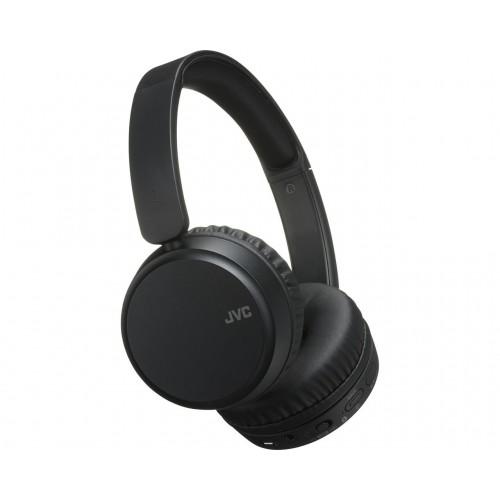 JVC HA-S65BN-B Auriculares Diadema Negro Conector de 3,5 mm Bluetooth MicroUSB