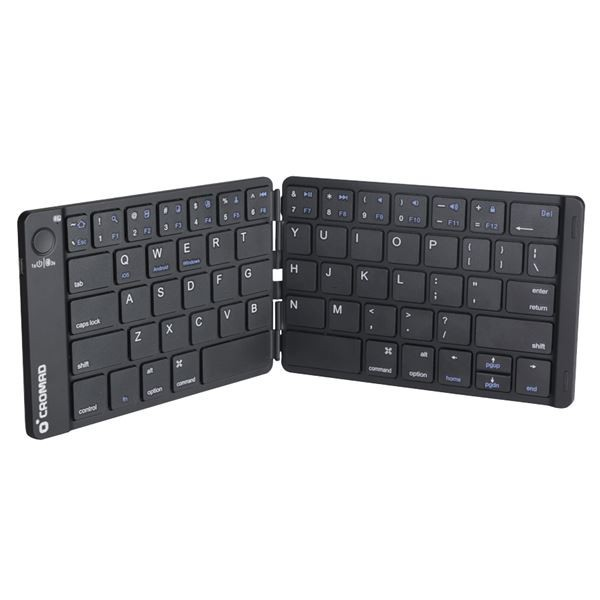 Mini Teclado Cromad CR0847 Bluetooth Plegable