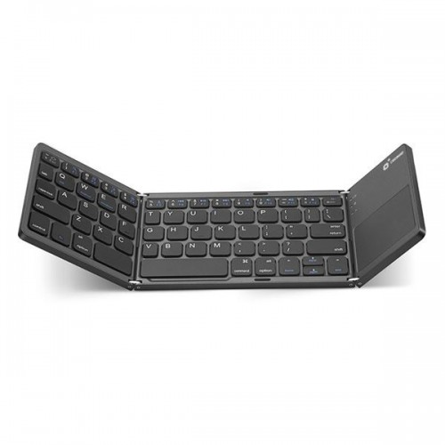 Mini Teclado Cromad Bluetooth con Touchpad Plegable