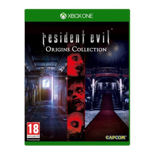 Juego Resident Evil Origins / Xbox One