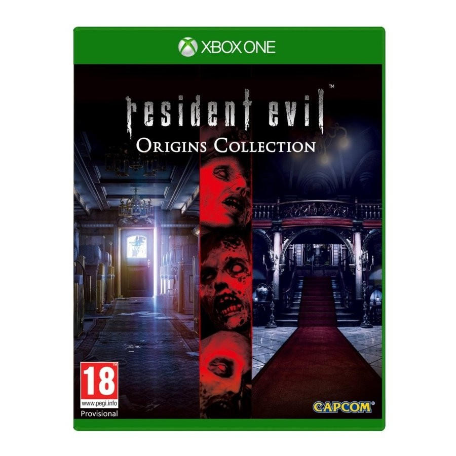 JUEGO XBOX ONE RESIDENT  EVIL ORIGINS