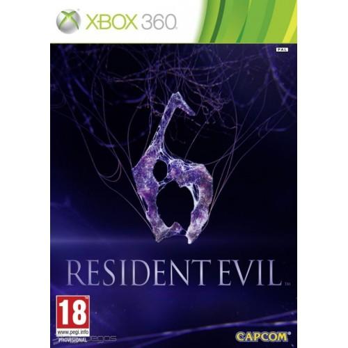 Juego Resident Evil 6 / Xbox 360