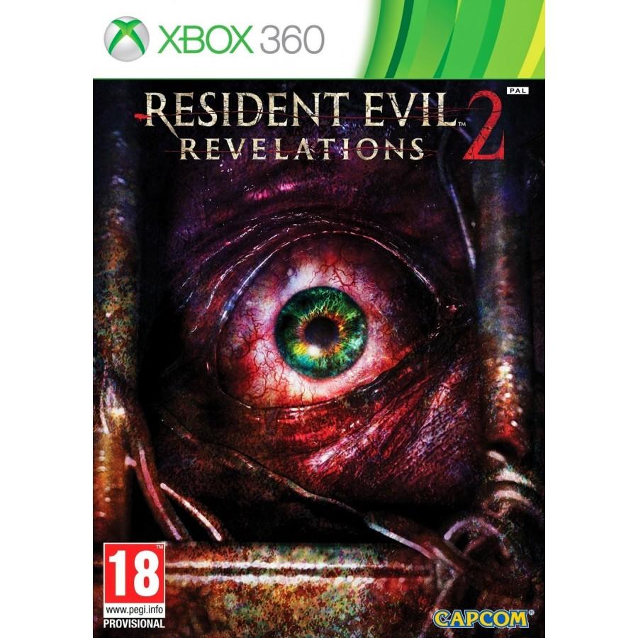 Juego Resident Evil Revelations 2 / Xbox 360