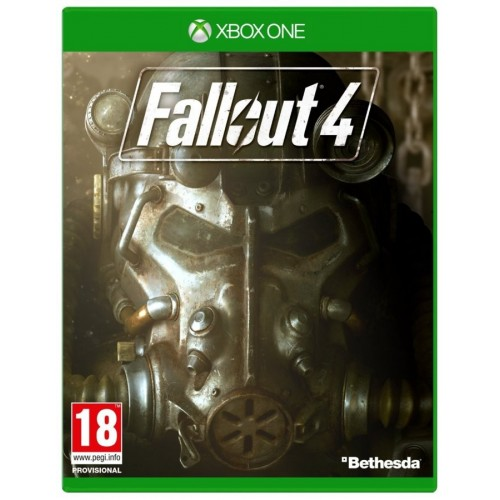 Juego Fallout 4 / Xbox One