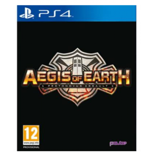 Juego Aegis Of Earth / PS4