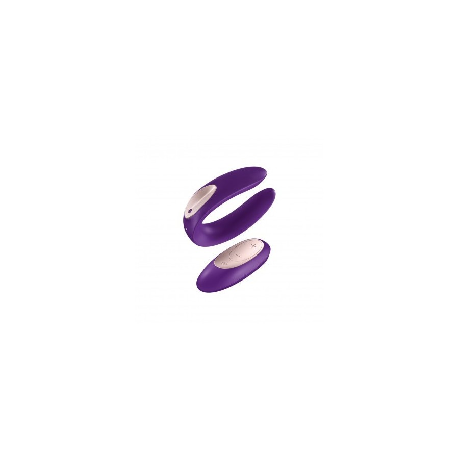 Estimulador Satisfyer Partner Plus Remote Control