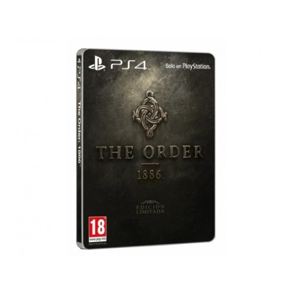 Juego The Order 1886 Special Edition / PS4
