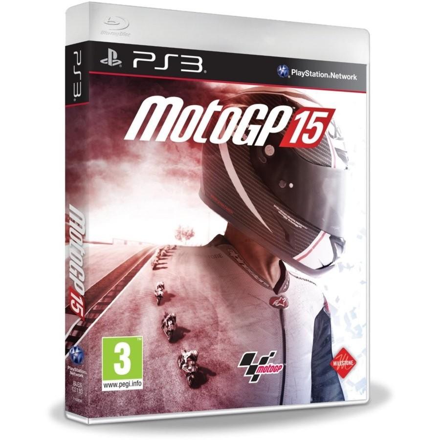 MOTOR GP 15 PS3