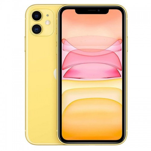 Apple iPhone 11 128GB MWM42QL/A Yellow