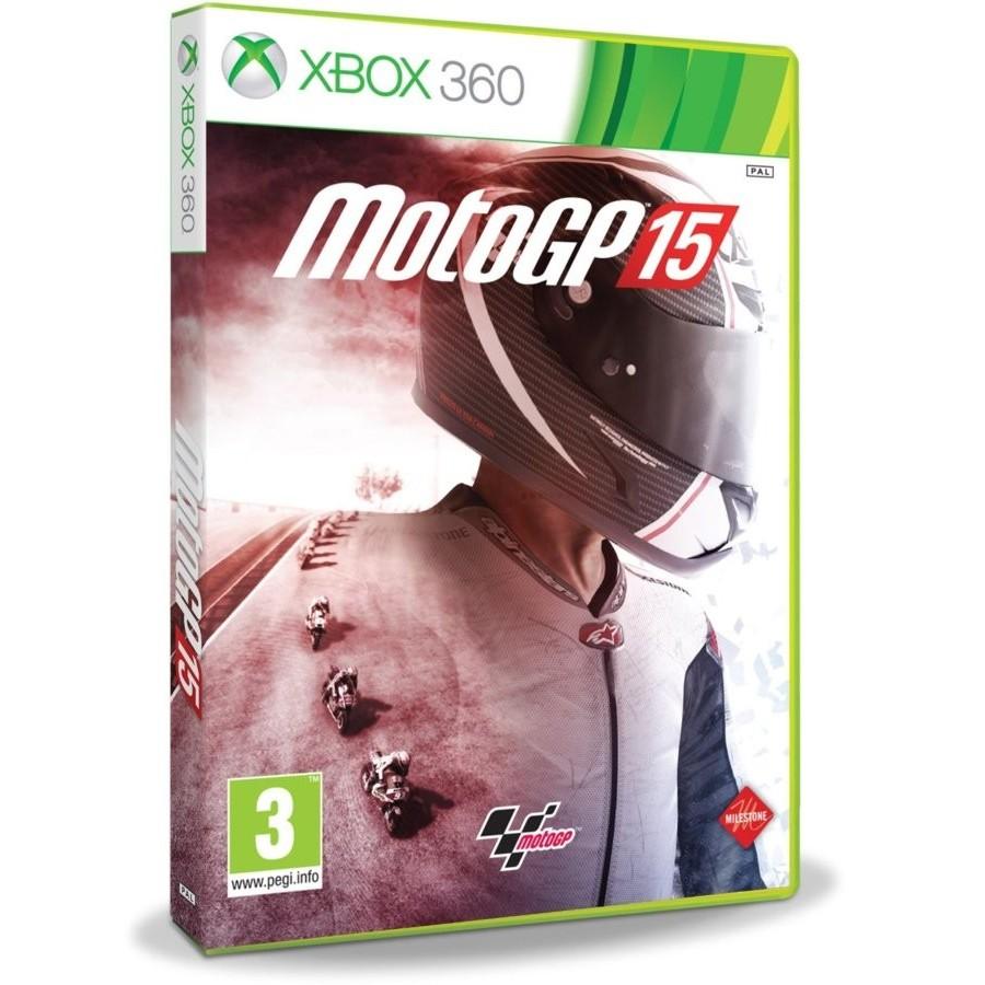 Juego Moto GP 15 / Xbox 360