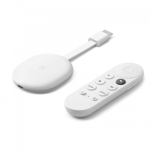 Google Chromecast 4 con Google TV