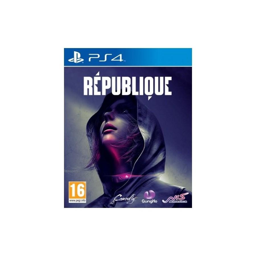JUEGO PS4 REPUBLIQUE