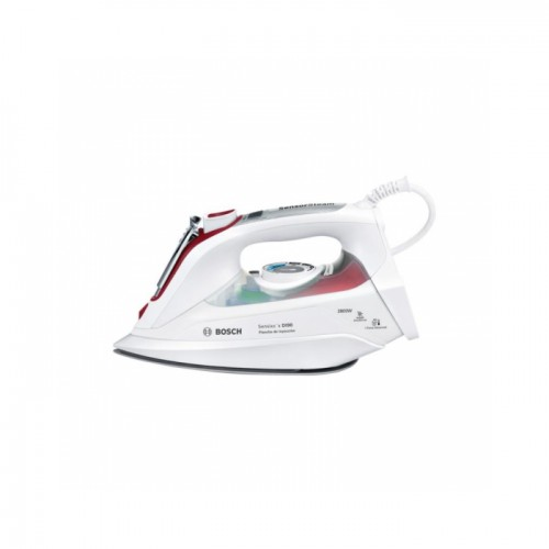 Plancha de Ropa Bosch TDI902839W Vapor 2800w Blanco