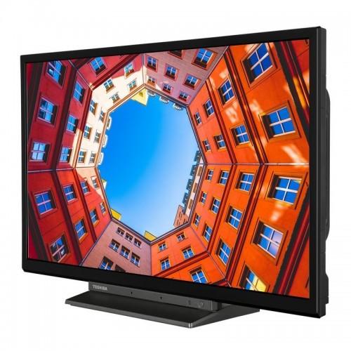 "Tv Toshiba 24"" 24WK3A63DG HD Smart Tv Wifi Bluetooth"