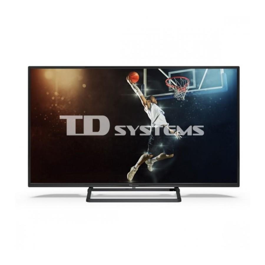 """TV TD SYSTEMS 40"""" K40DLX11FS /FULL HD/SMART TV/WIF"""