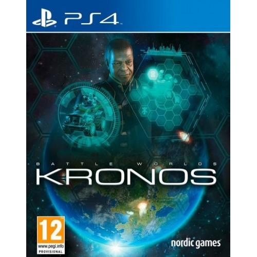 Juego Kronos Battle Worlds / PS4