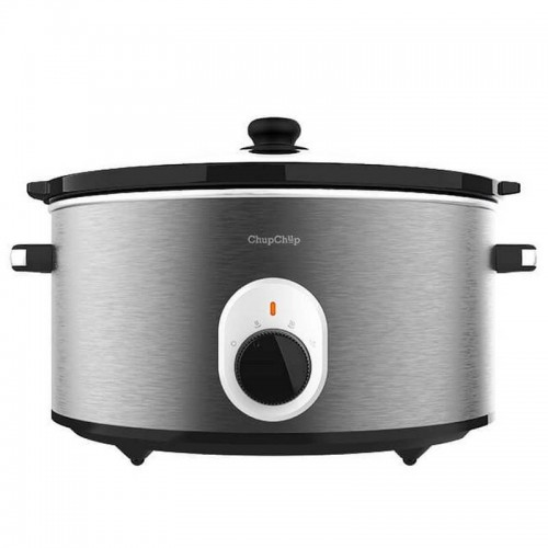 Olla de Cocción Lenta Cecotec ChupChup 5.5Lt Inox