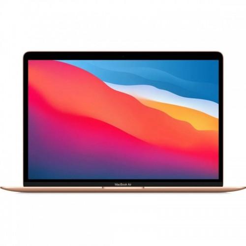 "Apple MacBook Air Apple M1 8GB 256GB SSD 13.3"" Dorado"