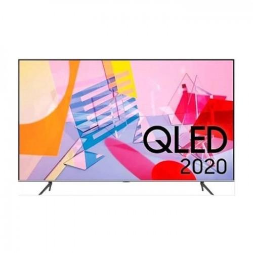 "Tv Samsung 55"" QE55Q64TAU QLED 4K Smart Tv Wifi IA"