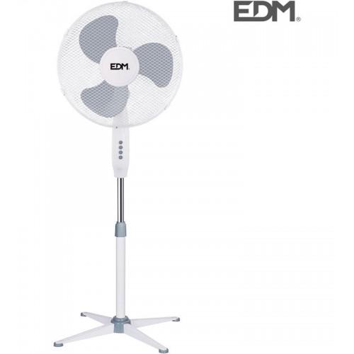 Ventilador de Pie EDM 33500 45w 40cm