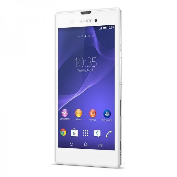 Móvil Sony Xperia T3 / 4G / Blanco / 1GB RAM / 8GB / 8 mpx