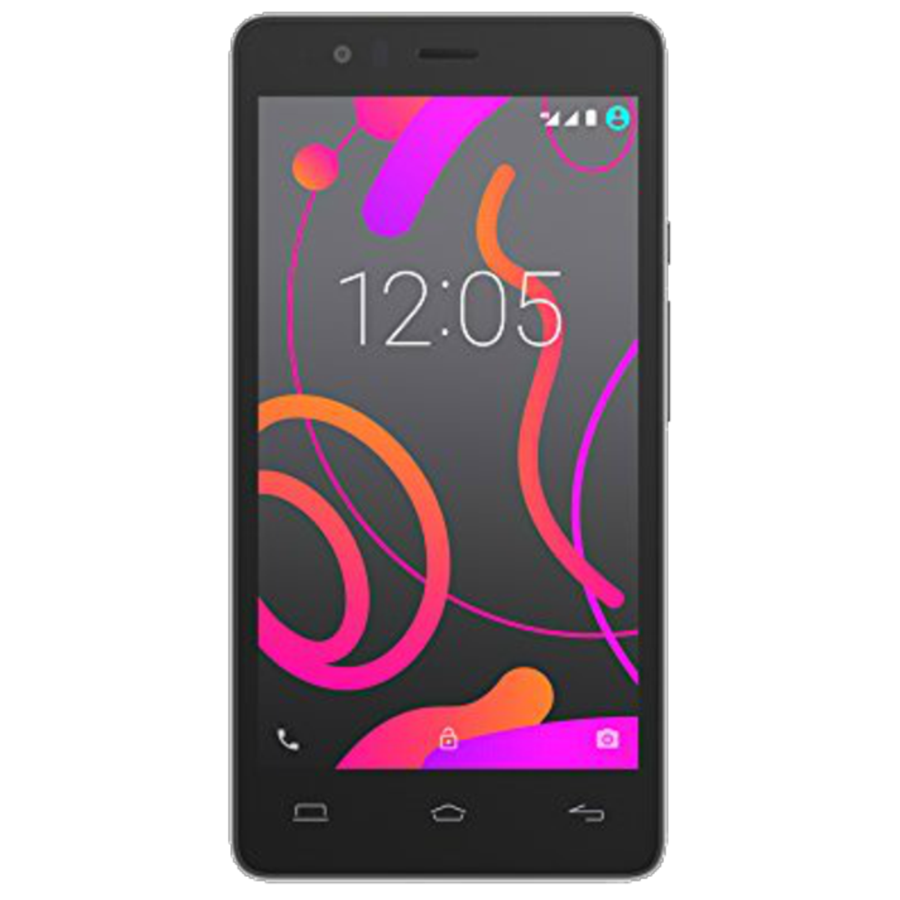 BQ Aquaris E5S / 4G / 2GB RAM / 16GB / Blanco / Quad Core