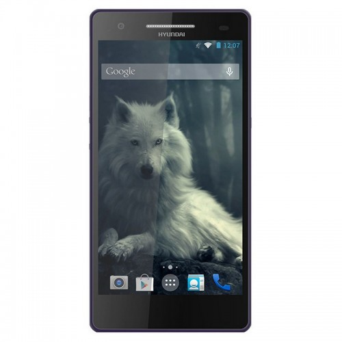 "Móvil Hyundai Wolf / 1GB RAM / 8GB / Octa Core / 5"" HD"