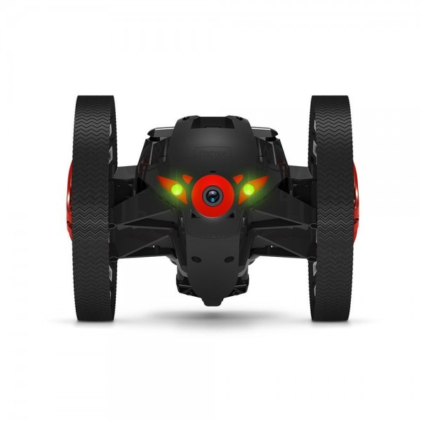 Dron Parrot MiniDrone Jumping Sumo Negro