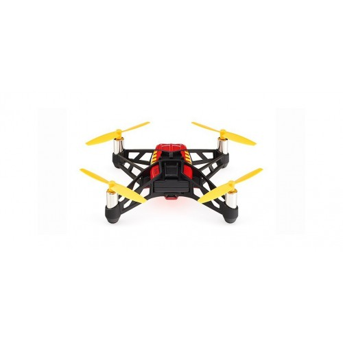 Mini Dron Parrot Airborne Night Blaze Rojo