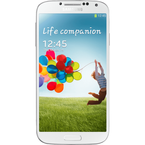 Móvil Samsung Galaxy S4 Blanco Capacidad 16GB, Cámara 13 Mpx