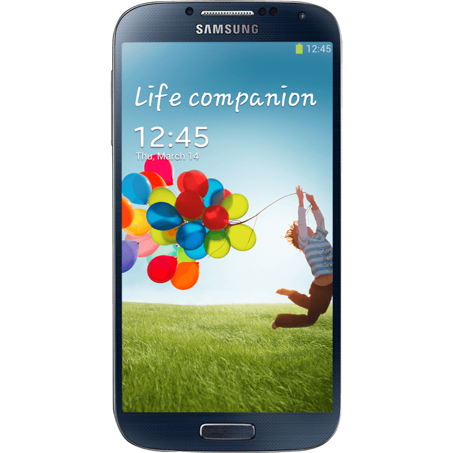 Móvil Samsung Galaxy S4 Negro Capacidad 16GB, Cámara 13 Mpx