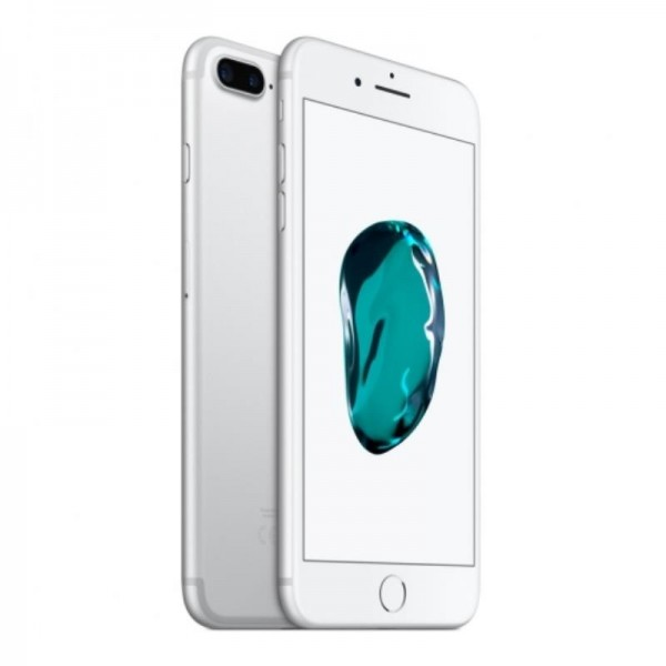 "Apple iPhone 7 Plus 128GB MN4P2QL/A 5.5"" y doble cámara Plata"