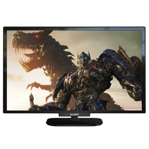 Tele Sharp 24 LC24LD170E HD Led,100hz