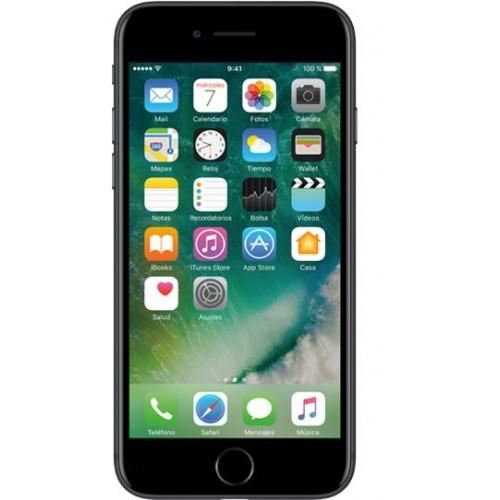 "Smartphone Iphone 7 Negro Mate 32Gb MN8X2QL,Pantalla Retina HD 4,7"",Chip A10 Fusion"