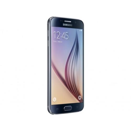 """Móvil  Samsung S6 G920 ,  Pantalla De 5,1"""",3GB de RAM, con cámara de 16 Mpx, Color Negro"""